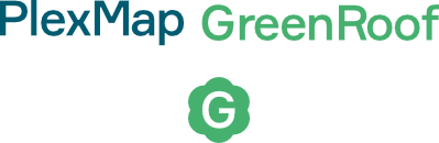 PlexMap Apps | Gründachkataster | PlexMap GreenRoof