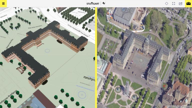 PlexMap Apps | Schrägluftbilder | PlexMap Oblique